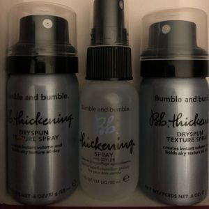 3 Bumble And Bumble Thickening/Pre style Sprays